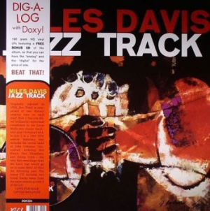 DAVIS MILES - Jazz Track in the group VINYL / Jazz/Blues at Bengans Skivbutik AB (1007847)