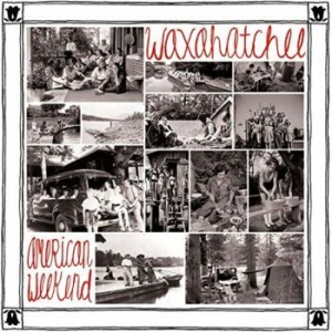 Waxahatchee - American Weekend in the group CD / Rock at Bengans Skivbutik AB (1011873)