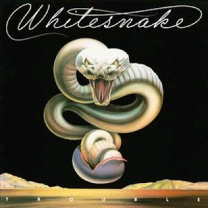 Whitesnake - Trouble in the group VINYL / Vinyl Hard Rock at Bengans Skivbutik AB (1016427)