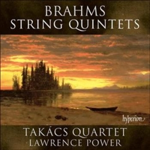 Brahms - String Quintets in the group CD / Klassiskt at Bengans Skivbutik AB (1016777)
