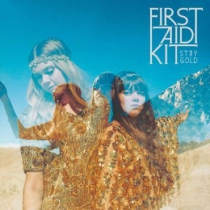 First Aid Kit - Stay Gold in the group Julspecial19 at Bengans Skivbutik AB (1019417)