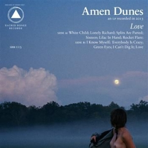 Amen Dunes - Love in the group Campaigns / Vinyl Campaigns / Vinyl Campaign at Bengans Skivbutik AB (1021371)