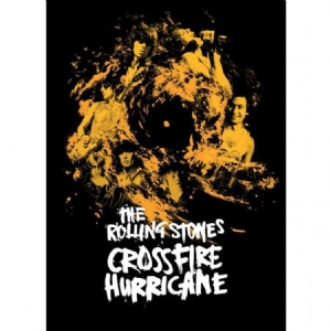 Rolling Stones - Crossfire Hurricane - engelsk text in the group MUSIK / Musik Blu-Ray / Film/Musikal at Bengans Skivbutik AB (1025518)