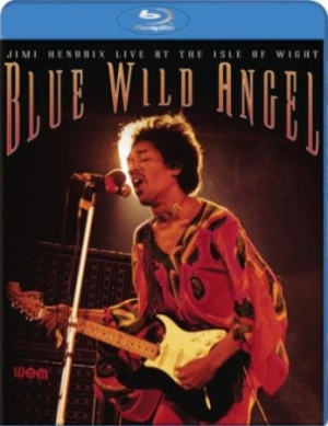 Hendrix Jimi - Blue Wild Angel: Jimi Hendrix Live in the group MUSIK / Musik Blu-Ray / Pop at Bengans Skivbutik AB (1026161)