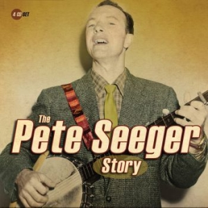 Seeger Pete - Pete Seeger Story in the group CD / Pop at Bengans Skivbutik AB (1026267)