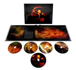 Soundgarden - Superunknown - 20Th (S Dlx 4Cd+Bra) in the group OTHER / Musicboxes at Bengans Skivbutik AB (1028633)