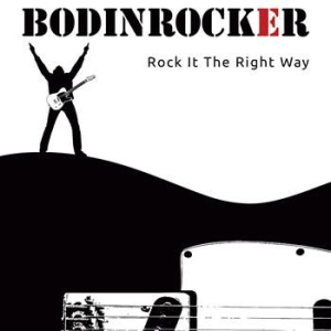 Bodinrocker - Rock It The Right Way in the group Julspecial19 at Bengans Skivbutik AB (1044806)