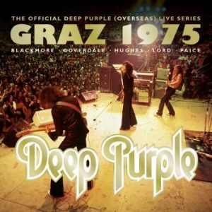 Deep Purple - Graz 1975 in the group Julspecial19 at Bengans Skivbutik AB (1077243)