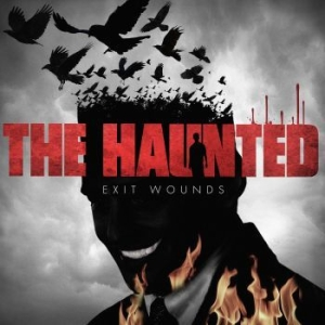 Haunted The - Exit Wounds in the group Minishops / The Haunted at Bengans Skivbutik AB (1096674)