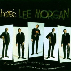Morgan Lee - Here's Lee Morgan - 2 Cds in the group CD / Jazz/Blues at Bengans Skivbutik AB (1108360)