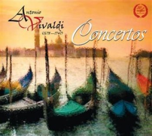 Vivaldi - Concertos in the group CD / Klassiskt at Bengans Skivbutik AB (1113183)