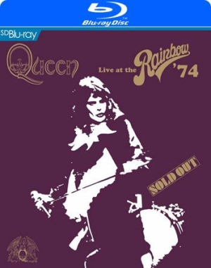 Queen - Live At The Rainbow (Bluray) in the group MUSIK / Musik Blu-Ray / Rock at Bengans Skivbutik AB (1113255)