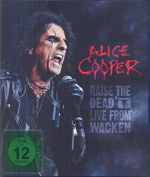 Alice Cooper - Alice Cooper - Raise The Dead in the group Minishops / Alice Cooper at Bengans Skivbutik AB (1113269)
