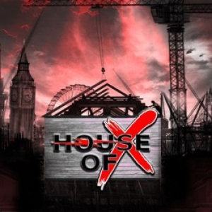 House Of X - House Of X in the group CD / New releases / Reggae at Bengans Skivbutik AB (1124339)