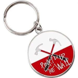 Pink Floyd - Key Chain Standard: The Wall Hammers Logo in the group OTHER / Merchandise at Bengans Skivbutik AB (1129684)
