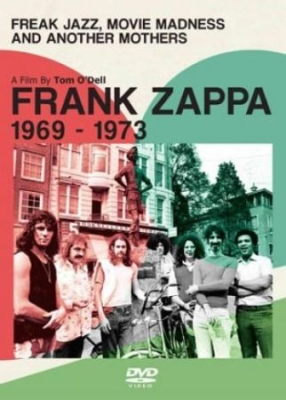 Frank Zappa - Freak Jazz, Movie Madness & Ano  - in the group OTHER / Music-DVD & Bluray at Bengans Skivbutik AB (1130834)
