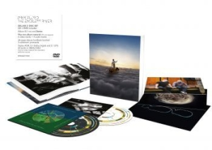 Pink Floyd - The Endless River (Cd/Dvd) in the group CD / Pop at Bengans Skivbutik AB (1132051)