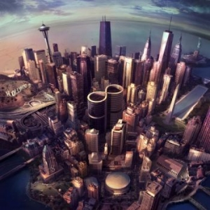 Foo Fighters - Sonic Highways in the group OTHER /  at Bengans Skivbutik AB (1134300)