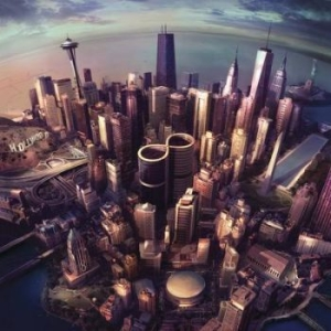 Foo Fighters - Sonic Highways in the group Minishops / Foo Fighters at Bengans Skivbutik AB (1135479)