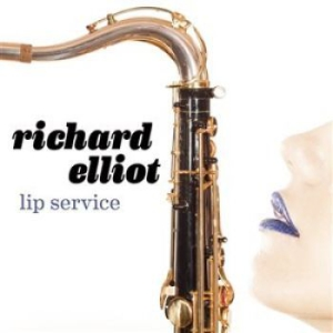 Elliot Richard - Lip Service in the group CD / Jazz/Blues at Bengans Skivbutik AB (1148164)