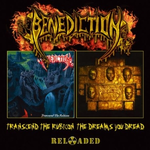 Benediction - Transcend The Rubicon/Dreams You Dr in the group CD / Hårdrock/ Heavy metal at Bengans Skivbutik AB (1152318)