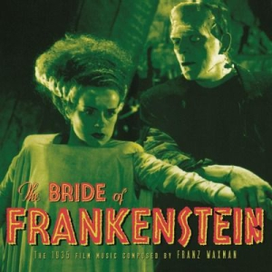 Soundtrack - Bride Of Frankenstein in the group VINYL / Worldmusic/ Folkmusik at Bengans Skivbutik AB (1153475)