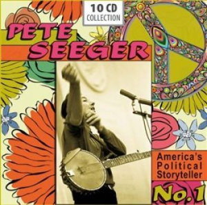 Seeger Pete - America's Political Storyteller No. in the group CD / Country at Bengans Skivbutik AB (1153937)