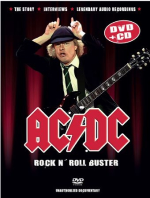 AC/DC - Rock\n'roll Buster /Documentar   (D in the group Minishops / AC/DC at Bengans Skivbutik AB (1172748)