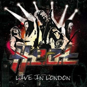 H.E.A.T - Live In London in the group Labels / Gain at Bengans Skivbutik AB (1172914)