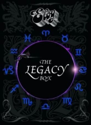 Eloy - Legacy Box 2 Dvd in the group OTHER / Music-DVD & Bluray at Bengans Skivbutik AB (1184966)