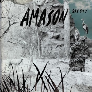 Amason - Sky City (Yellow Coloured Vinyl) in the group Minishops / Ingrid at Bengans Skivbutik AB (1246144)