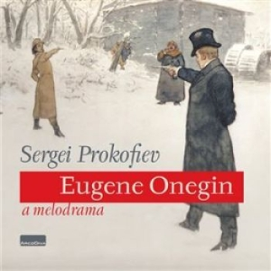 Prokofiev, Sergei - Eugene Onegin in the group CD / Klassiskt at Bengans Skivbutik AB (1273081)
