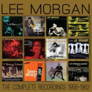 Lee Morgan - Complete Recordings 1956-1962 (6 Cd in the group Julspecial19 at Bengans Skivbutik AB (1276331)