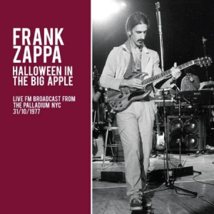 Frank Zappa - Halloween In The Big Apple in the group CD / Rock at Bengans Skivbutik AB (1278038)