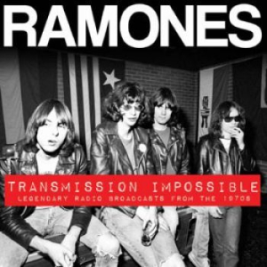 Ramones - Transmission Impossible (3Cd) in the group CD / Rock at Bengans Skivbutik AB (1334248)