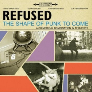 Refused - The Shape Of Punk To Come (Deluxe) in the group Minishops / Refused at Bengans Skivbutik AB (1334621)