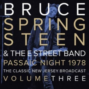 Springsteen Bruce - Passaic Night, New Jersey 1978 Vol. in the group VINYL / Rock at Bengans Skivbutik AB (1388443)