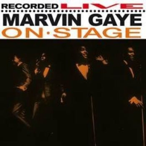 Gaye Marvin - On Stage in the group VINYL / RNB, Disco & Soul at Bengans Skivbutik AB (1476261)