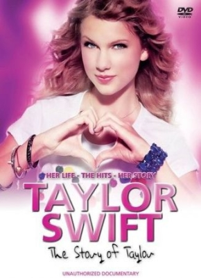 Taylor Swift - Story Of Taylor Swift in the group OTHER / Music-DVD & Bluray at Bengans Skivbutik AB (1479218)