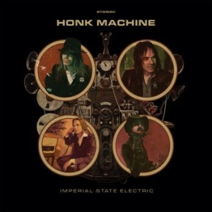 Imperial State Electric - Honk Machine in the group CD / Rock at Bengans Skivbutik AB (1480307)