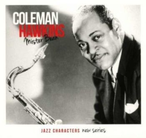 Hawkins Coleman - Jazz Characters Mister Bean in the group CD / Jazz/Blues at Bengans Skivbutik AB (1485080)