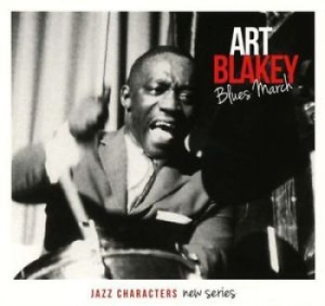 Art Blakey - Jazz Characters Blues March in the group CD / Jazz/Blues at Bengans Skivbutik AB (1485083)