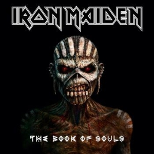 Iron Maiden - The Book Of Souls in the group CD / CD Hardrock at Bengans Skivbutik AB (1486350)