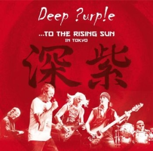 Deep Purple - ...To The Rising Sun (In Tokyo) in the group Julspecial19 at Bengans Skivbutik AB (1496562)