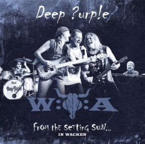Deep Purple - From The Setting Sun... (In Wacken) in the group BF2019 at Bengans Skivbutik AB (1496588)