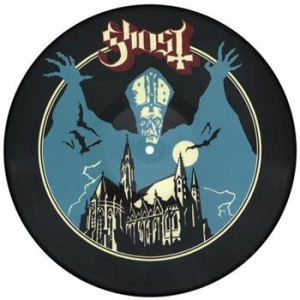 Ghost - Opus Eponymous (Pic Disc) in the group VINYL / Vinyl Hard Rock at Bengans Skivbutik AB (1512586)