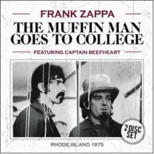 Frank Zappa - Muffin Man Goes To College 2 Cd (19 in the group CD / Pop at Bengans Skivbutik AB (1516140)