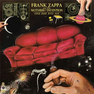 Frank Zappa - One Size Fits All (Vinyl) in the group VINYL / Pop at Bengans Skivbutik AB (1531740)