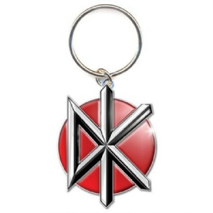 Dead Kennedys - Logo Keychain in the group OTHER / Merch Popular at Bengans Skivbutik AB (1533591)