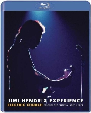 Hendrix Jimi - Jimi Hendrix Experience: Electric C in the group MUSIK / Musik Blu-Ray / Pop at Bengans Skivbutik AB (1544259)